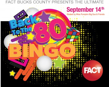 Bck to the 80s BINGO